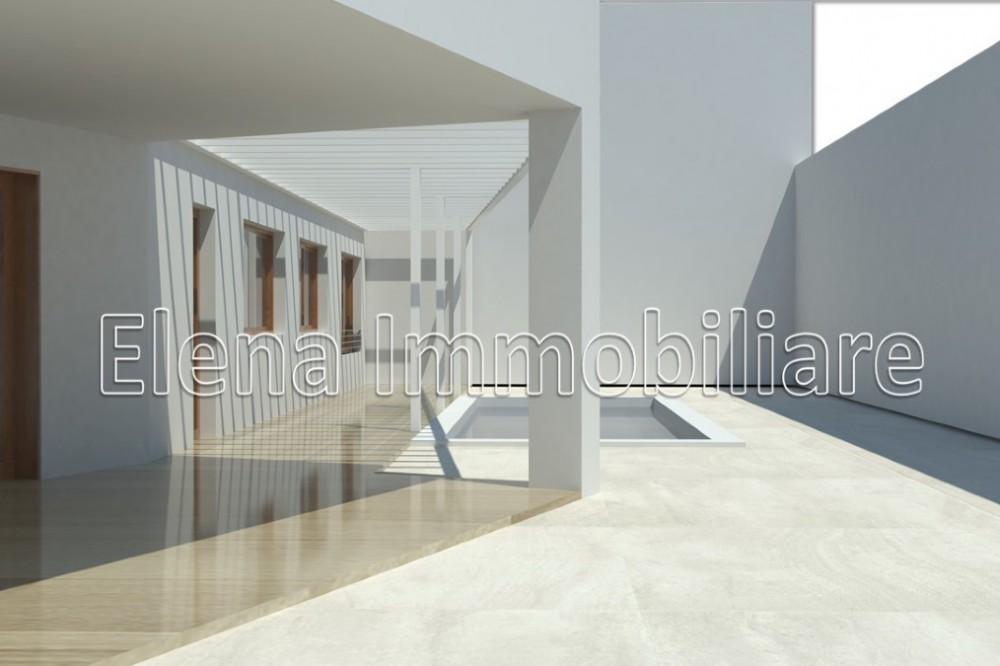 Vendita ville villette alcamo terreno con progetto for 4 piani di casa in garage per auto in tandem