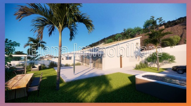 IV353, Indipendente con terrazzo e giardino,Alcamo