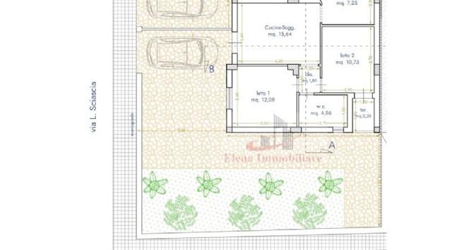 VV167 complesso residenziale ville  Blu House, Alcamo Marina