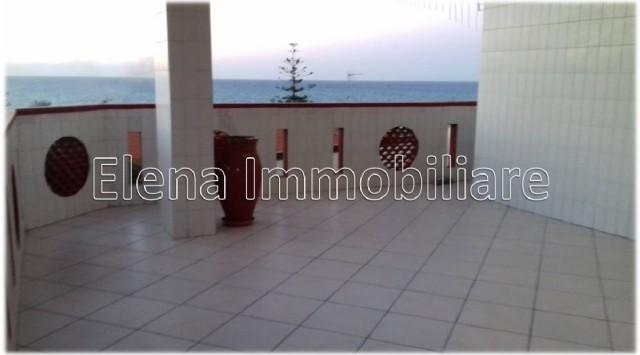AV411 Appartamento con vista mare, Alcamo Marina